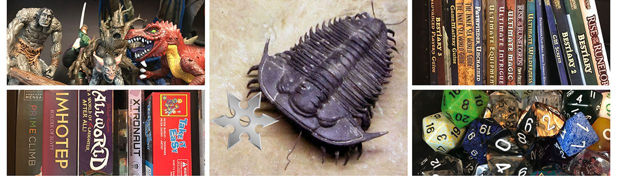 The Ninja Trilobite